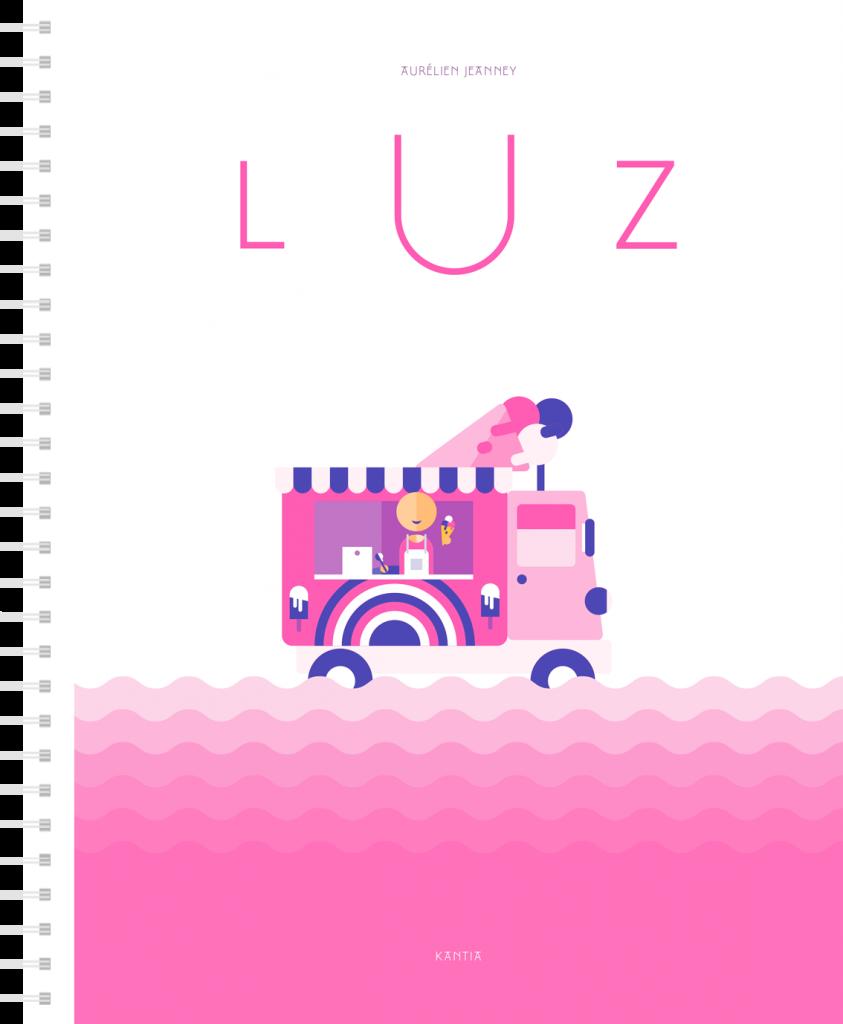 Marchand de glace - LUZ