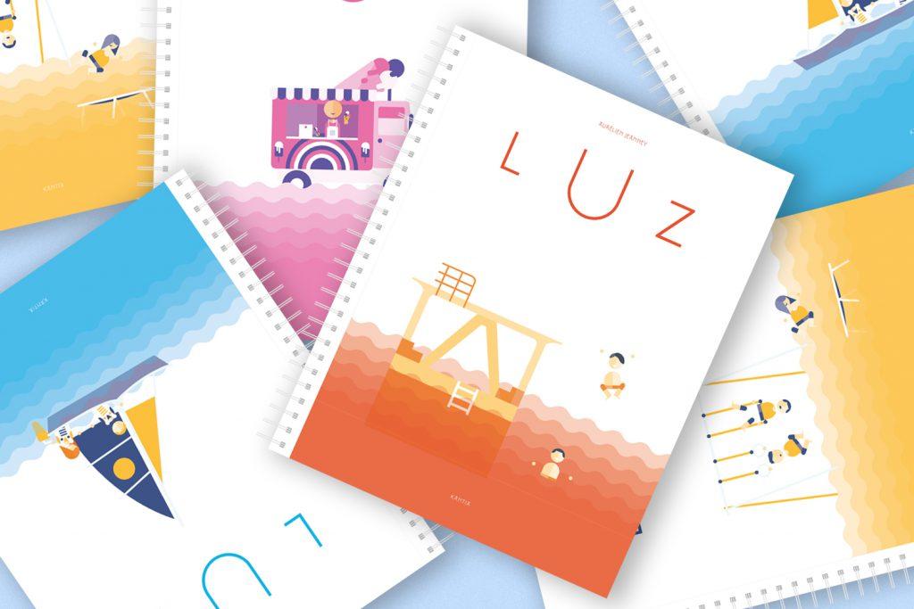 LUZ - Livres d'images