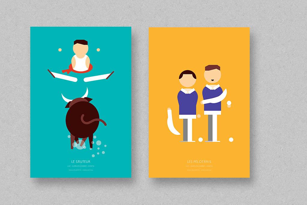 LUZ - Affiches, images et cartes postales